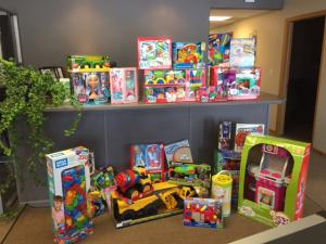 Techs for Tots Estherville Area Donation