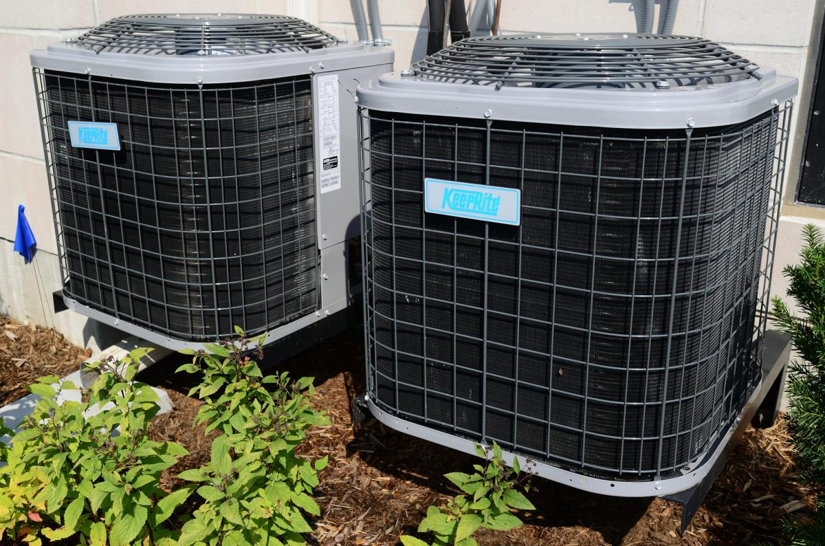 Don't forget about HVAC during spring cleaning